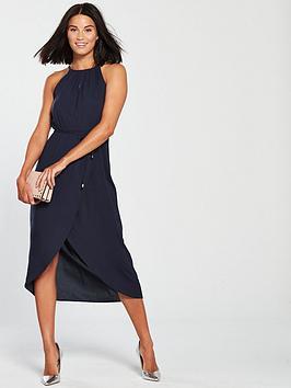 oasis-key-hole-midi-dress