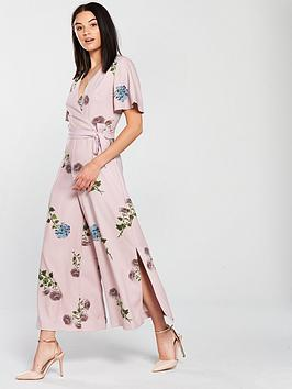 oasis-natural-history-museum-floral-print-jumpsuit-pink