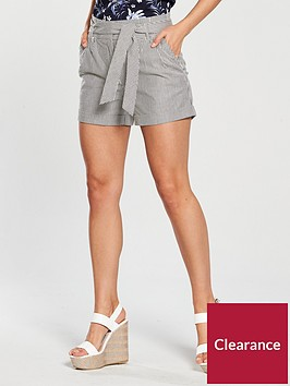 oasis-stripe-casual-short