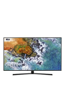 Samsung Ue50Nu7400, 50 Inch, Dynamic Crystal Colour, Ultra Hd 4K Certified, Hdr, Smart Tv
