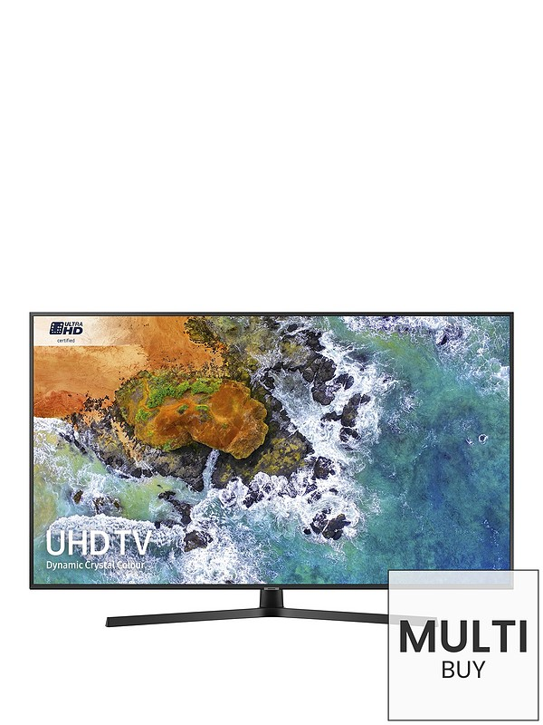 673a12d76f5 Samsung UE55NU7400, 55 inch, Dynamic Crystal Colour, Ultra HD 4K Certified,  HDR, Smart TV