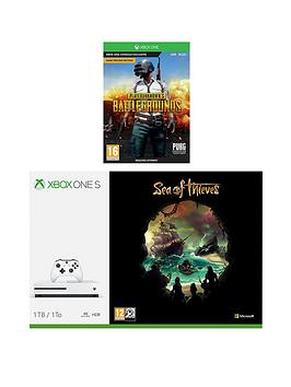 xbox-one-s-sea-of-thieves-1tb-console-bundle-with-playerunknowns-battlegrounds-andnbspoptional-extras