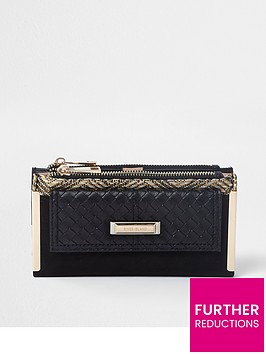 river-island-slim-foldout-purse--black