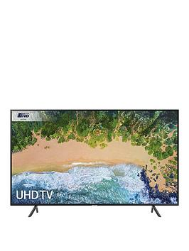 Samsung Ue49Nu7100, 49 Inch, Ultra Hd 4K Certified, Hdr, Smart Tv