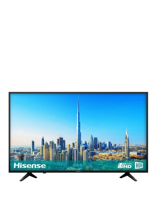 Hisense H65A6200UK 65 inch, 4K Ultra HD, HDR, Smart TV | very co uk