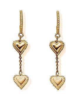 chlobo-chlobo-cherabella-graceful-heart-dangle-earrings