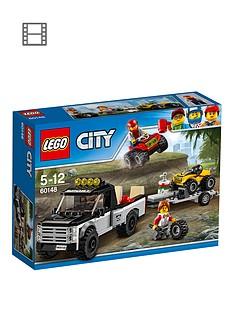 LEGO City 60148ATV Race Team