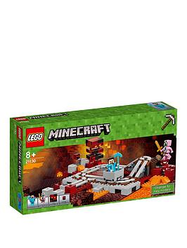 lego-minecraft-21130nbspthe-nether-railway