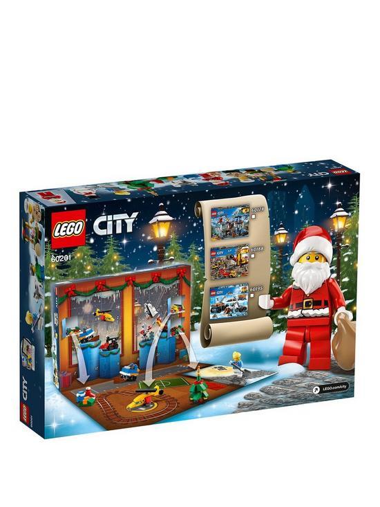 Lego City 60201 Advent Calendar Very Co Uk