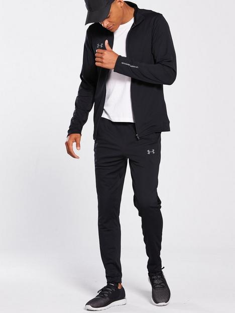 under-armour-challenger-ll-knit-warm-up-tracksuit-black
