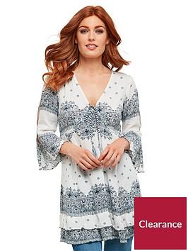 joe-browns-gypsy-woman-blouse-whiteblue