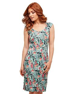 joe-browns-beautiful-blossom-dress-khaki