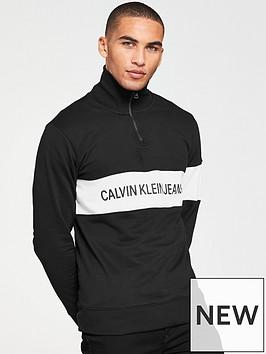calvin-klein-jeans-ck-jeans-stripe-instituional-14-zip-sweat