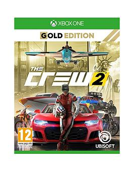 xbox one the crew 2 early access gold edition xbox one. Black Bedroom Furniture Sets. Home Design Ideas