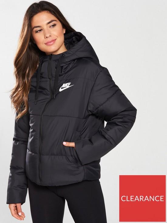 3048539e1b5d Nike Sportswear Padded Jacket - Black