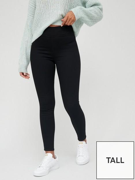 v-by-very-valuenbsptall-high-waist-jeggingnbsp--black