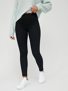 v-by-very-short-high-waist-jeggingnbsp--black