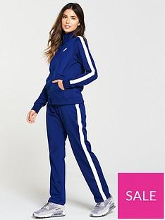 premium selection 88192 ed11e Nike Sportswear Polyknit Tracksuit - Navy