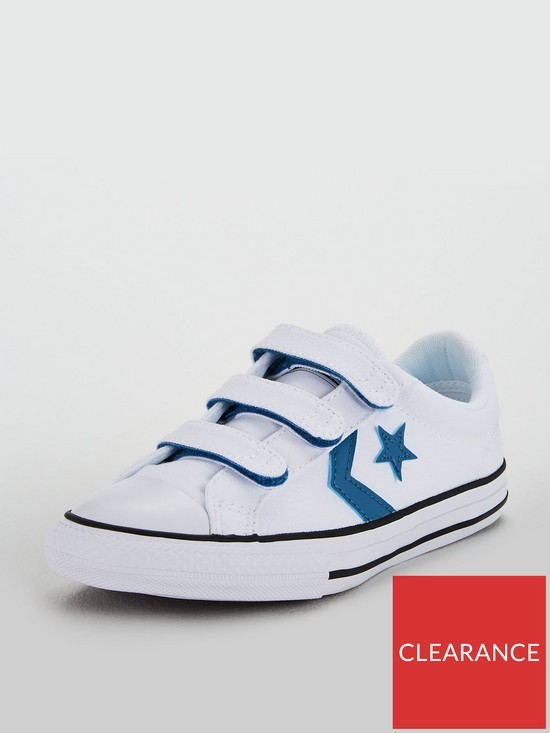 1720a0a8f0ce97 Converse Star Player 3V Childrens Ox