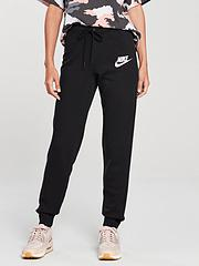 56059a37d9 Black | Jogging bottoms | Womens sports clothing | Sports & leisure ...