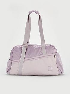 Reebok Active Grip Gym Bag - Lavender 1e10ab3313351