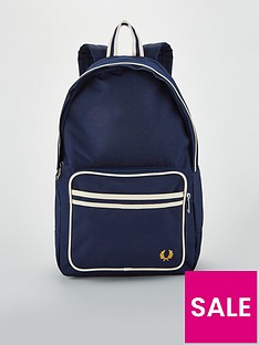 fred-perry-twin-tipped-backpack