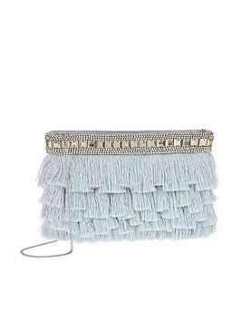 accessorize-siena-fringe-ziptop-clutch-bag-blue