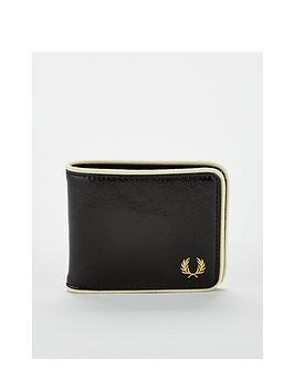 fred-perry-classic-billfold-wallet-black