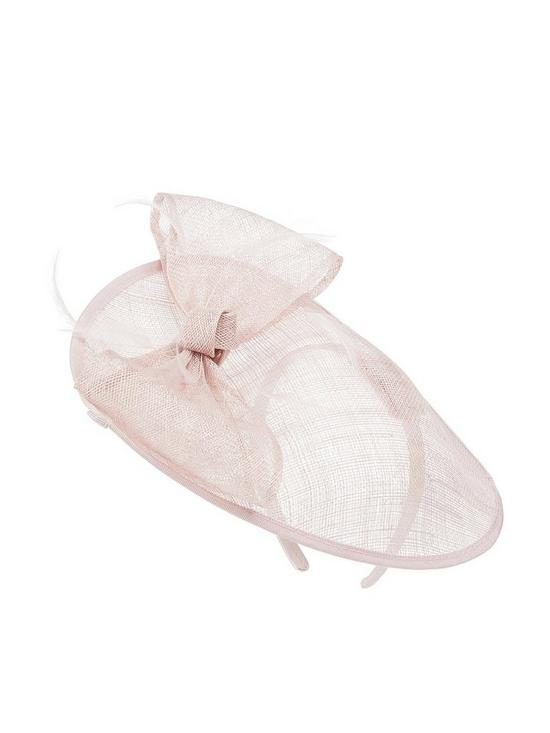 Accessorize Tilly Teardrop Fascinator - Pale Pink  d4f931df6bb