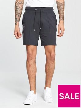 river-island-concept-pintuck-shorts