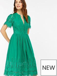 monsoon-simone-broderie-dress-green