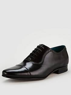 9804bd78f Ted Baker Karney leather Toecap Shoe