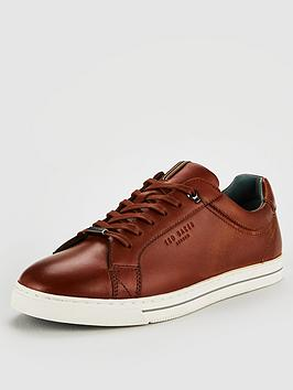 ted-baker-thawne-leather-trainer