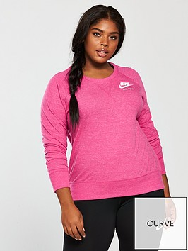 nike-gym-vintage-crew-sweat-top-curve-pink