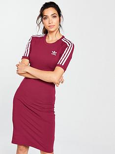 adidas-originals-3-stripes-dress-rubynbsp