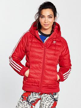 Adidas Originals Slim Jacket - Red