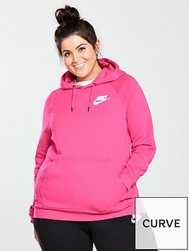 nike-rally-hoodienbspcurve-pink