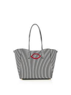 lulu-guinness-sofia-cupids-bow-large-stripe-tote-bag-blackchalk
