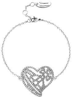 vivienne-westwood-giuseppa-crystal-bracelet-silver