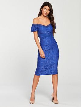 little-mistress-lace-off-shoulder-bodycon-midi-dress-azure-blue