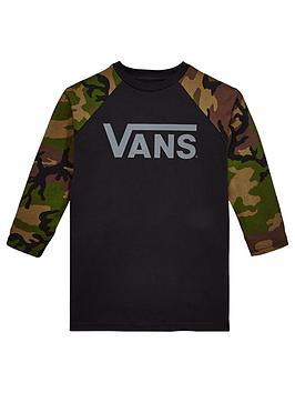 vans-boys-classic-raglan-tee-blackcamonbsp