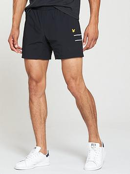 lyle-scott-fitness-fitness-greenane-ultra-light-run-shorts