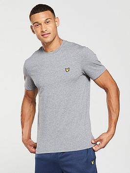 lyle-scott-fitness-lyle-amp-scott-fitness-martin-lightweight-t-shirt-mid-grey-marl