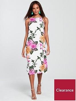 warehouse-chrysanthemum-cami-dress-ivorynbsp