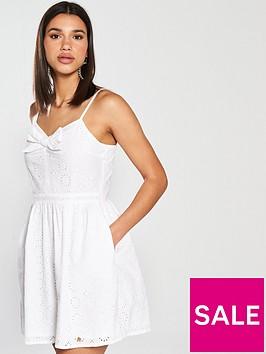 superdry-alice-knot-dress-optic-whitenbsp
