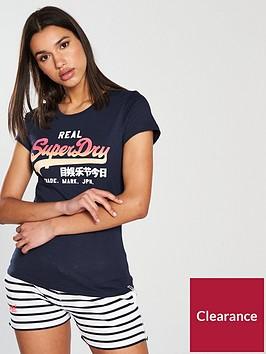 superdry-vintage-logo-tee-navynbsp