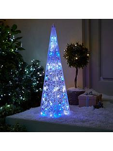 acrylic-tower-with-multicoloured-lights-outdoor-christmas-decoration
