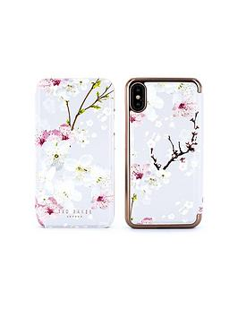 ted-baker-breeknbspmirror-folio-case-for-iphone-x-oriental-blossom