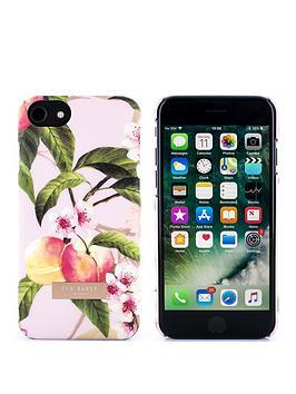 ted-baker-elodia-soft-feel-hard-shell-for-iphonenbsp678-peach-blossom