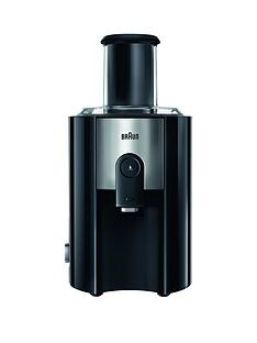 Braun J500 Braun Spin Juicer -Black